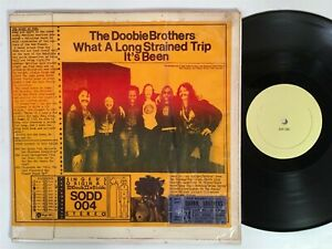 DOOBIE BROTHERS What a Long Strained Trip it's Been Rock VG+LP