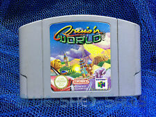 Cruis'n World - Nintendo N64 Game cartridge - PAL
