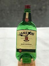 Jameson Whiskey Bottle Wall Clock Irish With Lid