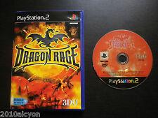 JEU Sony PLAYSTATION 2 PS2 : DRAGON RAGE (sans notice, envoi suivi)