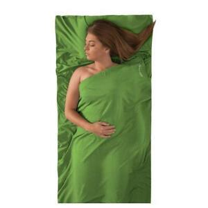 Sea to Summit Sleeping Bag Liner - Expander Liner - Traveler - Eucalyptus Green