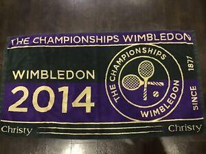 Wimbledon Lawn Tennis Men's 2014 Towel