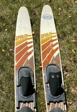 Vintage CONNELLY Water Skis Spoiler Concave