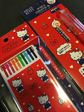 Hello Kitty Replaceble inks BALLPOINT 3colours ink more 10 inks set SANRIO