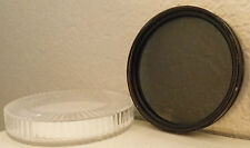 Tristar Polarizer 62mm Lens Filter with Case made in Japan