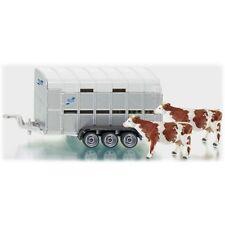 Modellini statici di mezzi agricoli rimorchio in ghisa