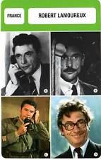 FICHE CINEMA :  ROBERT LAMOUREUX -  France (Biographie/Filmographie)