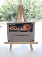Street Fighter II (2) Turbo for Nintendo Super Famicom SFC, Very Good condition