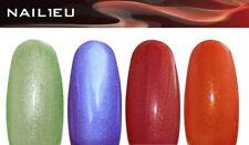 """Gel de Color Set """"Metálico"""" 4 5ml: Profiline Caipirinha M-ORANGE Pomarange"""