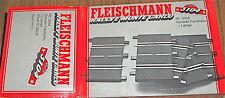 Fleischmann Auto Rallye 1x kurze gerade 3104
