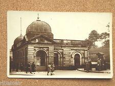 R&L Postcard:  Buxton Derbyshire, St Ann's Well and Pump,