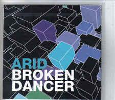 Arid - Broken Dancer promo cd single