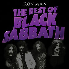 Iron Man The Best of Black Sabbath CD Sealed New Greatest Hits