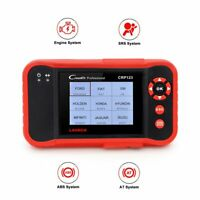 Launch CRP123 Auto OBD2 Scanner Car ABS SRS Airbag Engine Transmission Diag New