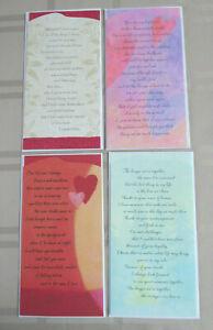 BOYFRIEND GIRLFRIEND  15 choices Hallmark 50 LOVE BIRTHDAY CARD for SWEETHEART