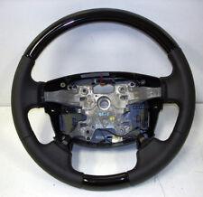 Range Rover Sport 2006-2013 & LR3/Discovery 3 Piano Black Wood Steering Wheel