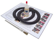 "2 Sony 6.5"" 1-544-330-11 Speaker Foam Surround Repair Kit - 1-504-394-11 - 2A65"