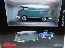 RARE SCHUCO VW T1 VAN KLEINSCNITTGER 1:43 NEW 1 OF ONLY 750 SOLD OUT & OBSOLETE