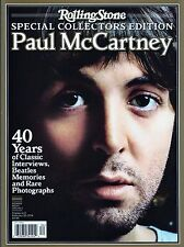lcw Rolling Stone Paul McCartney Special Collectors Edition No Label Beatles