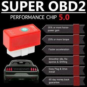 Isuzu Trooper 1996-2002 Super OBD2 Performance Tuning Power Chip Save Gas