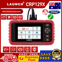 CRP129X OBD2 Scanner Car Engine ABS SRS Diagnostic Tool Code Reader as CRP129E