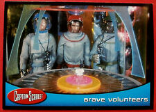 CAPTAIN SCARLET - Card #53 - Brave Volunteers - Cards Inc. 2001