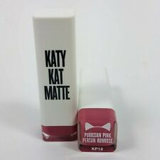 2 Covergirl Katy Perry Katy Kat Matte Lipstick Purrsian Pink Sealed