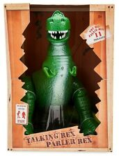 Disney Toy Story Rex Talking Action Figure [Toy Detector]
