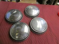 1960's-1970's FORD/MERCURY DOG DISH HUBCAPS/HOT STREET RAT ROD/MUSCLE CAR