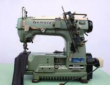 Yamato Dw-1353Md Coverstitch Binder 3-Needle 4-Thread Industrial Sewing Machine