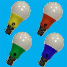 Ampoules rouges pour la maison B22