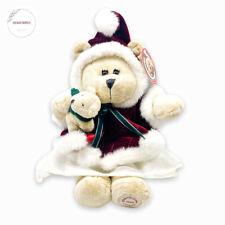 "Starbucks Bearista Collection 43rd Edition 10"" Plush Christmas Bear 2005"