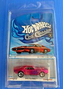 Hot Wheels Cool Classics '68 Copo Camaro - Super Rare