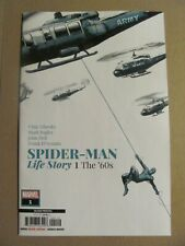 Spider-Man Life Story #1 Marvel 2019 Series 2nd Print Variant 9.6 Near Mint+