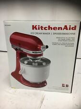 Kitchen Aid Ice Cream Maker KitchenAid