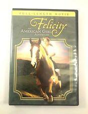 Felicity - An American Girl Adventure DVD
