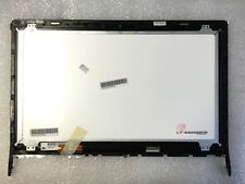 """Lenovo Edge 15 80K9 Series 15.6"""" FHD LCD LED Touch Screen Assembly+ Frame New"""