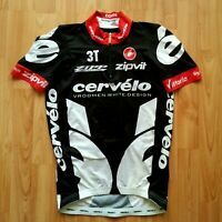 Cervélo Test Team Short Sleeve Cycling Jersey 2009 Castelli Size: M NEW !