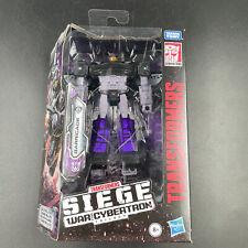 Barricade Transformers War for Cybertron SIEGE New Original 2019 Stock WFC-S41
