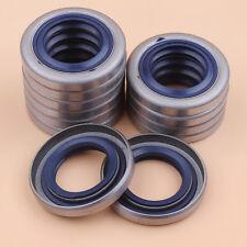 6X Crank Crankshaft Oil Seal Set for Husqvarna 51 55 254 257 262 357 359 NEW