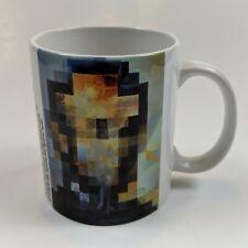 Dali Museum 10 oz Coffee Mug Gala Contemplating Sea becomes Lincoln