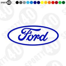 FORD - Vinyl Sticker / Decal - Sierra Cosworth Escort Fiesta Focus - 2101-0319