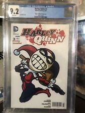Harley Quinn #3 Calaveritas Variant DC MEXICO CGC Htf