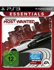 PlayStation 3 Need For Speed Most Wanted 2012 essential como nuevo