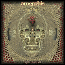 AMORPHIS Queen Of Time (2018) 10-track CD album NEW/SEALED jewel case