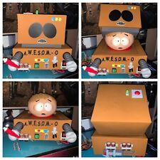 "Kidrobot South Park Cartman Awesom-O (Robot) Medium 7"" Vinyl Figure Complete+Box"