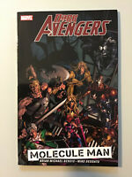 Dark Avengers Vol 2 Molecule Man TPB (2009-2010 Marvel) by Bendis Deodato