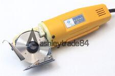 NEW 70mm Electric Rotary Blade Fabric Cutter Cloth Cutting Machine YJ-70A 220V