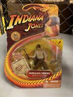 Indiana Jones Action Figure 2008 Series - Indiana Jones - Brand New - MOC