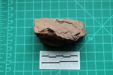Meteorite G1-0936 - 140.09g IMPRESSIVE MATERIAL! WOW- BEAUTIFUL!!